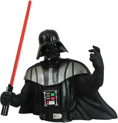 Diamond Select Toys Star Wars Darth Vader Roto Bust Bank