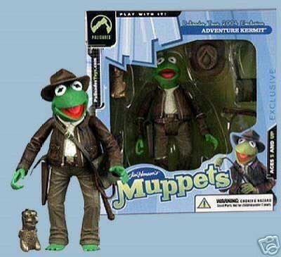 The Muppets Adventure Kermit New