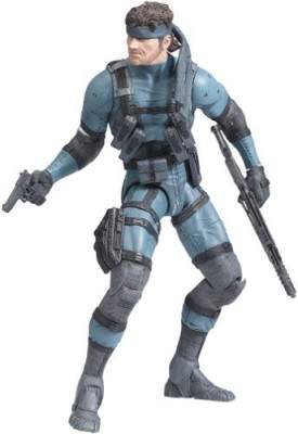 McFarlane Toys Metal Gear Solid 2 Solid Snake