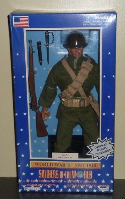 Soldiers of the World Wwi U>S>A> Infantryman