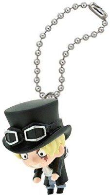 BANDI One Piece Tsumande Tsunagete Mascot Charm~ Swing~Sabo