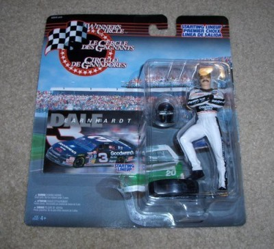 Starting Line Up 1997 Winner,S Circle Dale Earnhardt Nascar Racing Starting