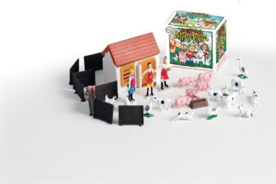 House of Marbles Teeny Tiny Mini Farm Playset