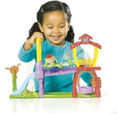 Playskool Weebles Playground With One (1) Weeble