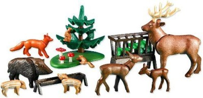 PLAYMOBIL Forest Animals