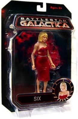 Diamond Comic Distributors Battlestar Galactica: Series 1 - Red Dress Six