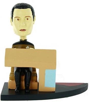 Star Trek Tng Data Buildabridge Deluxe Bobble Head 7 Of 8