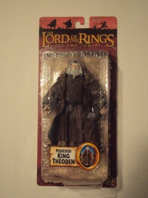 Toy Biz Theoden Possessed Lord Of The Rings Trilogy