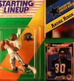 Starting Line Up Andre Rison / Atlanta Falcons 1992 Nfl Starting Lineup (Multicolor)