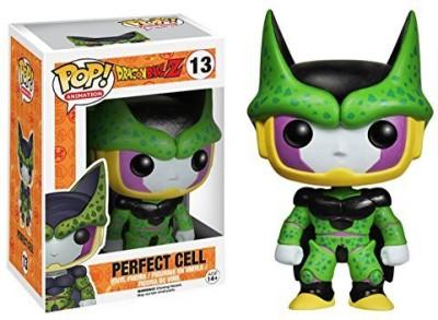 Funko Perfect Form Cell Pop X Dragonball Z Vinyl