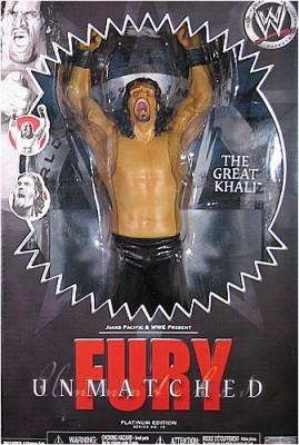 Jakks Pacific Wwe Unmatched Fury Series 10 Sthe Great Khali