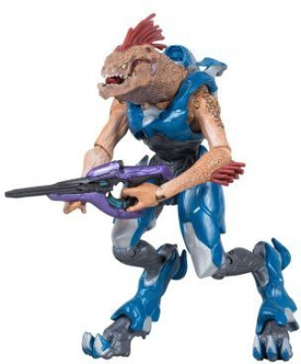 McFarlane Toys Halo 4 Series 2 Storm Jackal With Covenant Carbine