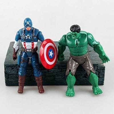 Dinglongshan Marvel Superhero The Avengers Justice League Iron Man