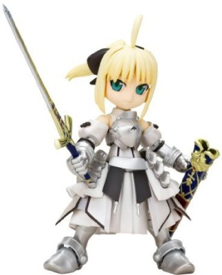 Kotobukiya Fate/Stay Night Saber Lilysan Plastic Model Kit