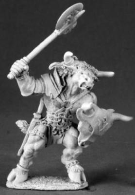 Reaper Tarsus Minotaur Adventurer Dark Heaven Legends