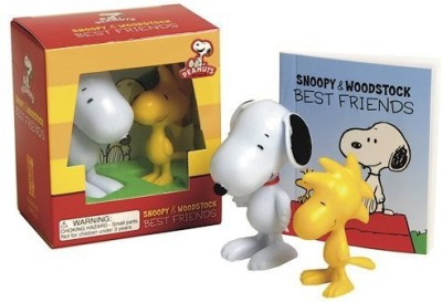 Perseus Snoopy And Woodstock Bendable