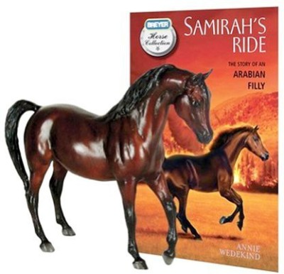 Breyer Samirah,S Ride Book Set