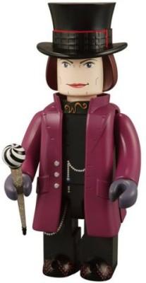 Medicom Toy 400% Kubrick Charlie & The Chocolate Factory Willy Wonka