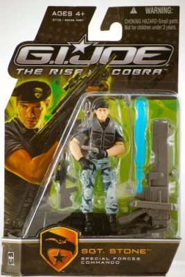 G I Joe The Rise Of Cobra 3 3/4