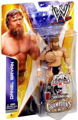 WWE Mattelbasic Serieswrestlemania 30 Champions Daniel Bryan