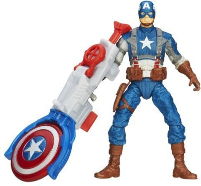 Marvel Captain America The Winter Soldier Movie Action Figure