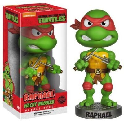 Teenage Mutant Ninja Turtles Funko Raphael Wacky Wobbler