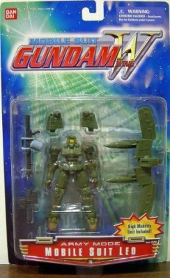 Gundam Wing Mobile Suit Leo Army Mode