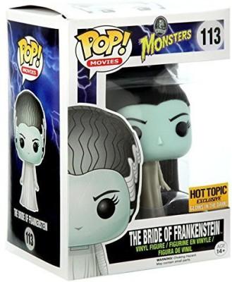 Funko Universal Monsters Pop Movies Vinyl 113 The Bride