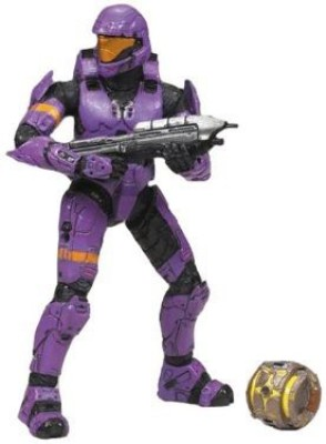 Unknown Bbts Exclusive Halo 3 Violet Odst Spartan Soldier