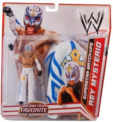 WWE Mattel Wrestling Exclusive Superstar Matchups Mask Rey