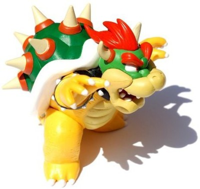 Nintendo Super Mario Exclusive Deluxe Bowser / Limited Edition