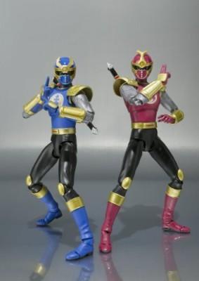 Bandai Tamashii Nations Sh Figuarts Crimson Thunder Ranger