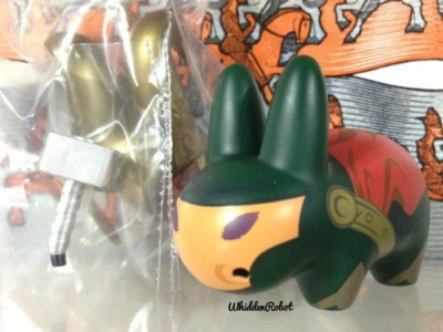 Kidrobot Marvel Labbit Series 25