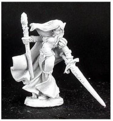 Reaper Minatures Dark Heaven Elf Sorceress Rpr 02967