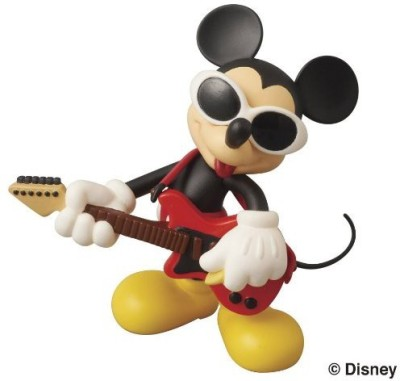 Medicom Disney X Roen Collection Grunge Rock Mickey Ultra Detail