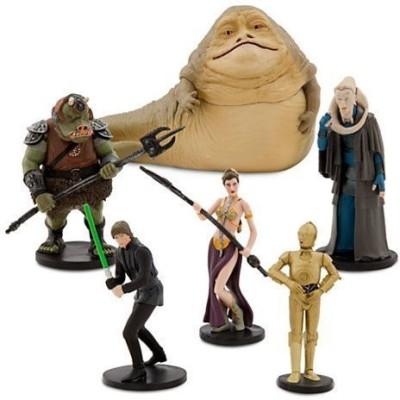 Disney Star Wars Return Of The Jedi Playset