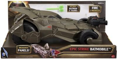 DC COMICS Epic Strike Batmobile