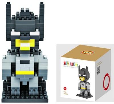 LOZ Diamond Block Batman Parent-child Games Building Blocks Children's Educational Toys