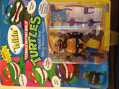 Playmates Talkin Teenage Mutant Ninja Turtles