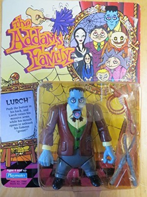 The Addams Family Lurch