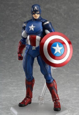 Avengers The Captain America (Nonscale Abs & Pvc Paintedmoving)