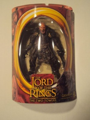 Toy Biz 2003 Lord Of The Rings The Two Towers Wave 5 Grishnakh