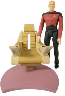 Diamond Select Star Trek The Next Generation 20Th Anniversary Captain