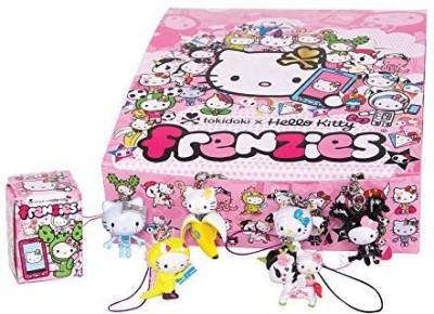 Tokidoki X Hello Kitty Frenzies Figure