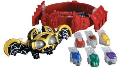 Bandai Kamen Rider Kiva Transform Belt & Fuessle Dx Kivat Belt