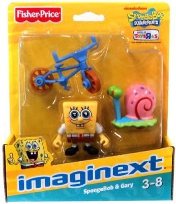 SpongeBob SquarePants Imaginextexclusive Sspongebob & Gary