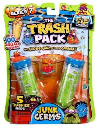 Trash Pack S7 Action Figure (5-Pack)