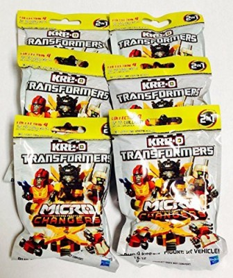 KRE-O Kreo Transformers Micro Changers Minis Mystery Packs