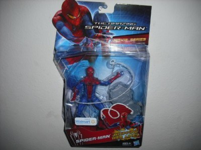 Spiderman The Amazing Movie Series 6 Inch Whipping Web