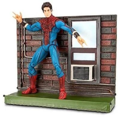 Marvel Select Amazing Spiderman Spiderman Unmasked
